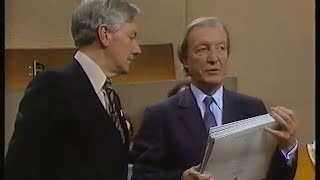 Charles Haughey on the Late Late Show