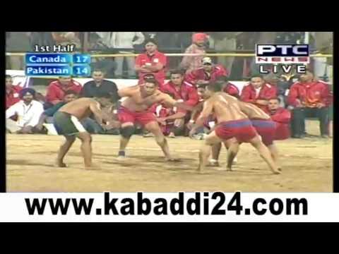 kabaddi world cup 2011 semi final   2