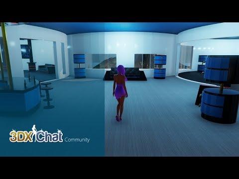 3DXChat: 3d Porn Game 3dxchat Big Sex Party