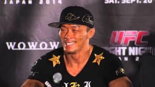 Fight Night Japan: Post-fight Presser