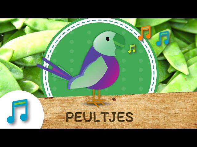 VLOG #12 - Vocaaltjes - PEULTJES (Zingen in de moestuin)