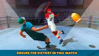 Rugby Fight - Punch Boxing Gameplay Video Android/iOS
