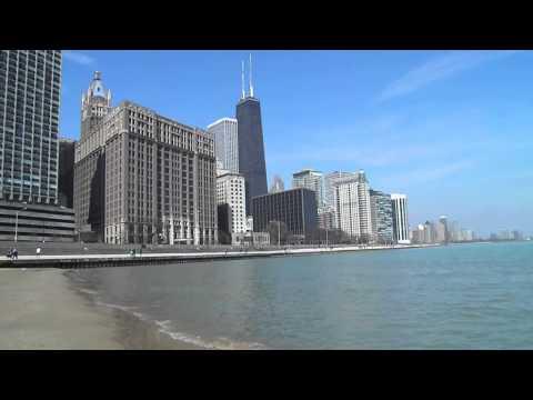 Lake Michigan,Chicago,IL