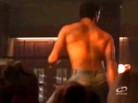 Adrian Paul  Star hunter Dance erotic dance