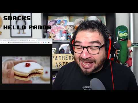 "Asterios' Call-In Show: ""What's The Best Kinda Pre-Packaged Snack?"""