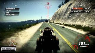 Fuel Video Game Gameplay (PC HD)