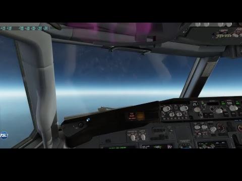 KSEA-KSFO Zibo 737-900