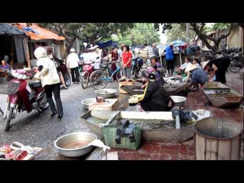 Chợ Chiều - Thành phố Hưng Yên