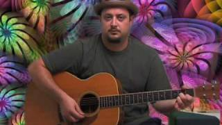 Beatles - Something - Guitar Tutorial - pt 1 - George Harrison - How to play beatles on guitar