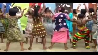 Gangnam style African choreographic Dance