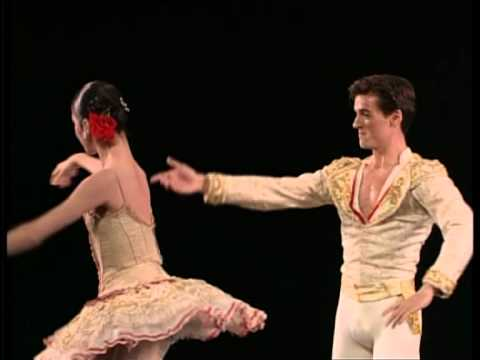 Paloma Herrera e Angel Corella  Grand Pas de Deux de ''Don Quixote'' Completo