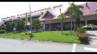 おっさんの一人旅 LAOS-06 チェンライ空港 チェンライ長距離バスターミナル