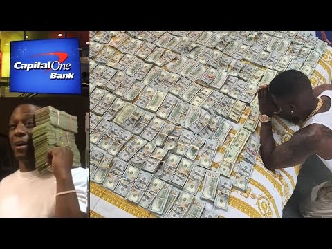 Boosie Says that Capital One Ripped Him Off for $469,000 and Won't Give it Back.