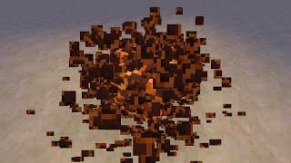 Magma Block Glitch? in Minecraft 1.10 (16w20a)