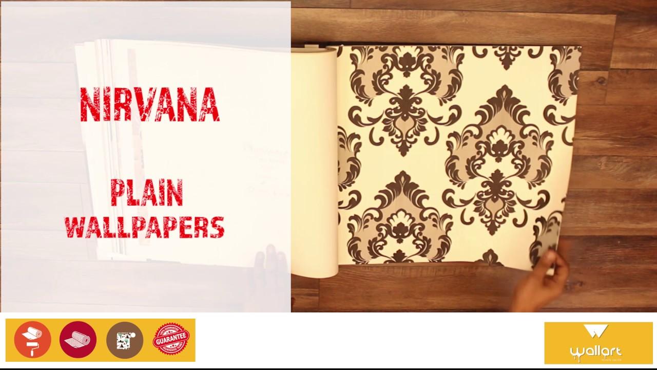 Nirvana - Plain Wallpapers - YouTube