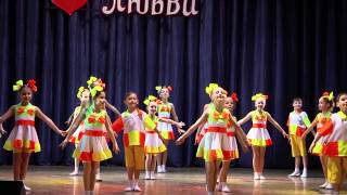 танец МИР, который нужен МНЕ Хореографический коллектив РИТМЫ ЮНОСТИ г.Павлоград