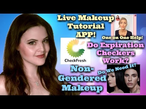 What's Up in Makeup NEWS! YouCam 1:1 Makeup Tips App! Does C