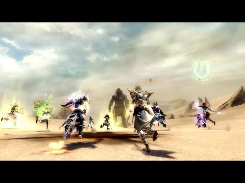 Guild Wars 2: Path of Fire – Developer Diary – Elite Specializations