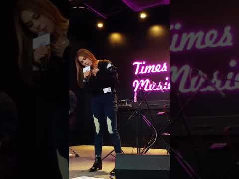 Gin Lee 李幸倪 信 @Time Square Music Room by Joox