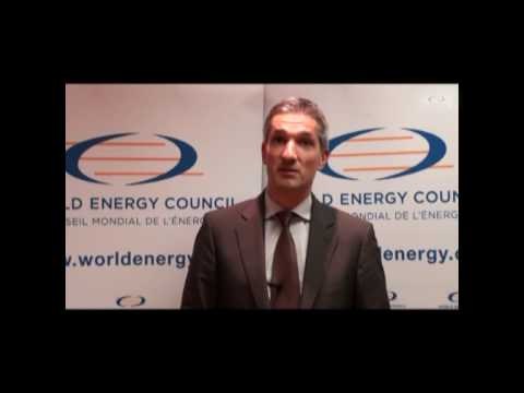 World Energy Council interview on Energy industries needs in a post Copenhagen agreement.