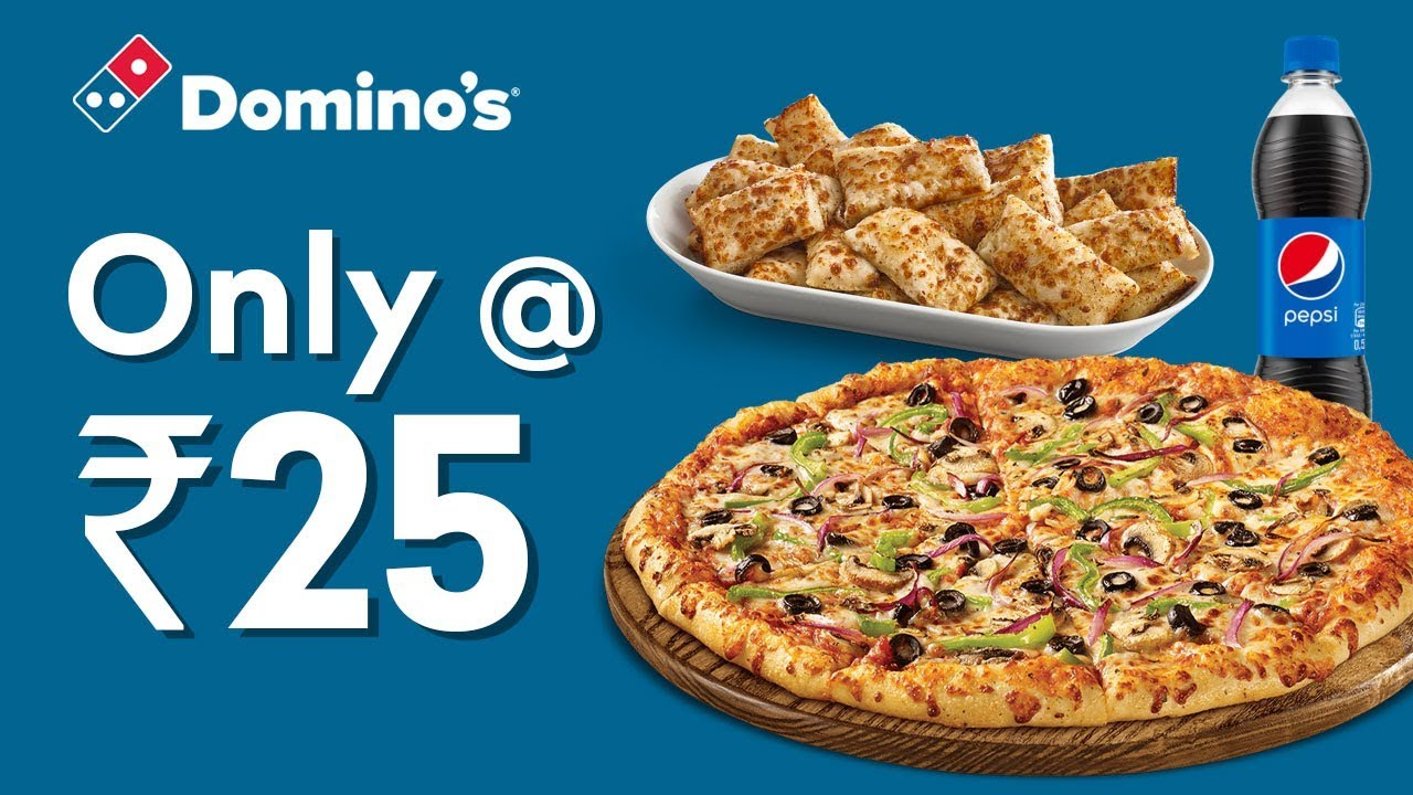 Flat 80 Off On Pizza Using Dominos Discount Coupon Dominos Discount Coupon 2020 Youtube