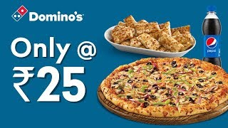 Earn Free Dominos Pizza – Junky