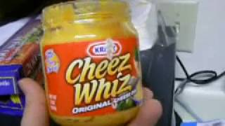 Cheez Whiz Dip Review
