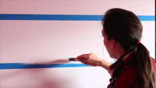 How To Paint Stripes Tutorial