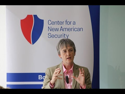Discussion With Air Force Secretary Heather Wilson | Sept. 6, 2018