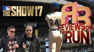 MLB The Show 17 Review - Reviews on the Run - Electric Playground
