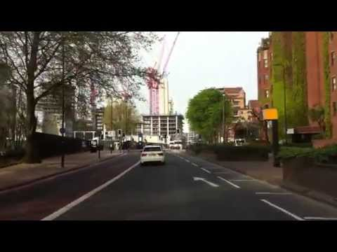 London streets (341.) - Southwark (SE1) - New Malden (KT3)