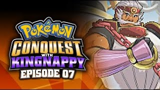Pokémon Conquest Let
