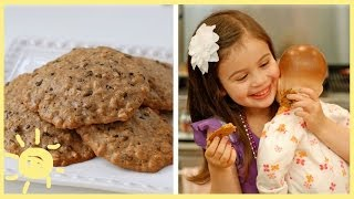 Meg | Banana Chocolate Chip Cookie Recipe And How To