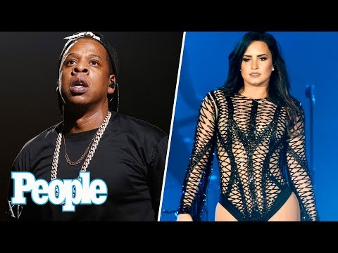 Jay-Z Confesses Over Relationship With Beyoncé, Demi Lovato Makes Her Return | People NOW | People