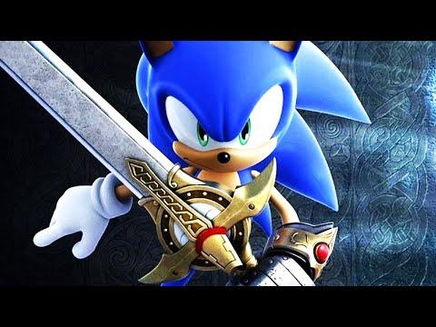 Sonic Dan Black Knight Semua Cutscenes (Movie Game) 1080p HD