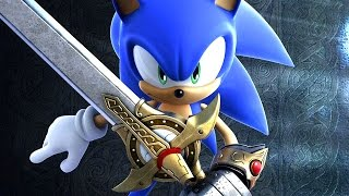 Sonic and the Black Knight All Cutscenes (Game Movie) 1080p HD thumbnail