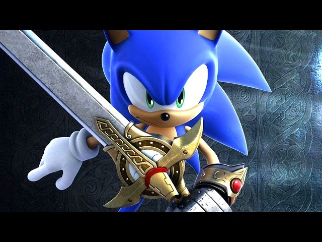 Sonic and the Black Knight All Cutscenes (Game Movie) 1080p HD