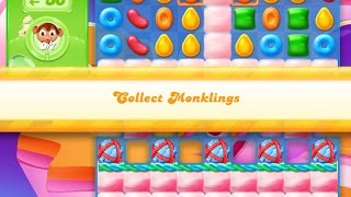 Candy Crush Jelly Saga Level 808 (No boosters)