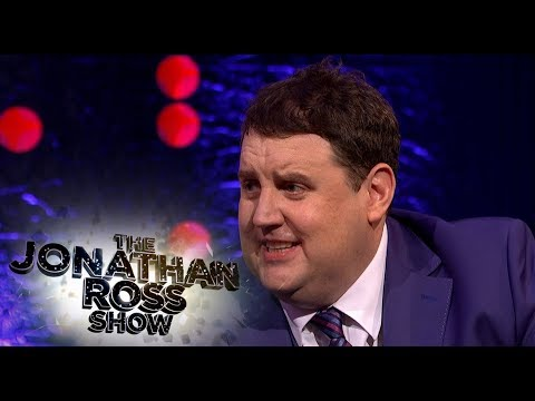 Peter Kay Can't Ask For Garlic Bread In The Supermarket - The Jonathan Ross Show