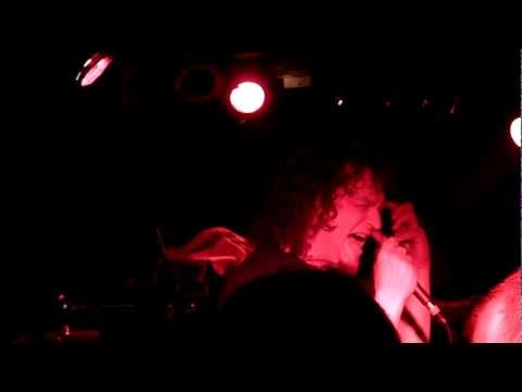 Voivod - Kluskap O'Kom [NEW SONG] (Live in Copenhagen, October 11th, 2012)