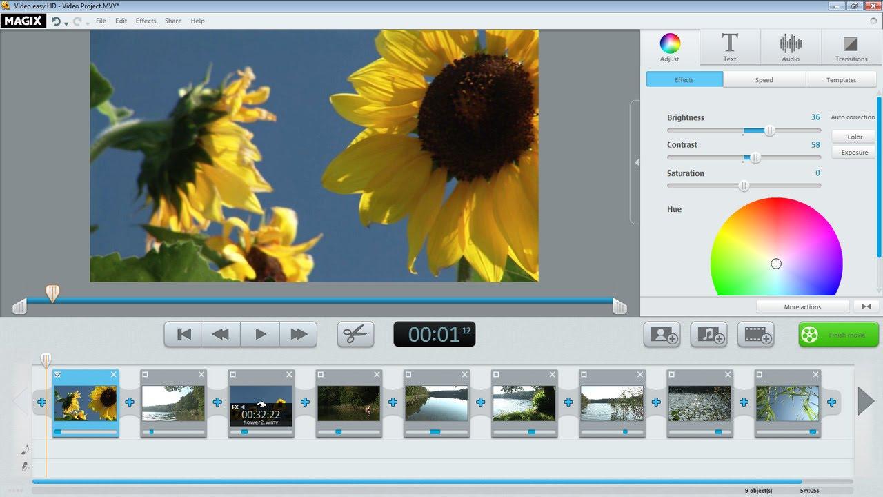 MAGIX Video Easy 6.0.2.131