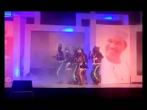 House of Dance Nigeria in Contemporary dance