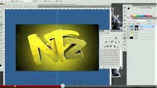 Speed Art // NTZ Logo