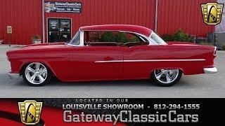 1955 Chevrolet Bel Air Pro Touring - Louisville Showroom - Stock # 1683 thumbnail