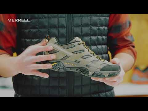 Merrell Moab 2 Vent Hiking Shoes Review