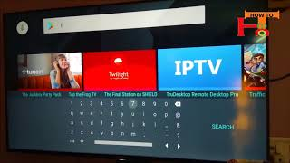 How to see pendrive folders in Android TV