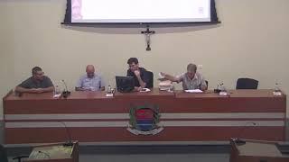 Audiência  Pública sobre Código Municipal de Obras e e Edificações - Câmara Municipal de Araras