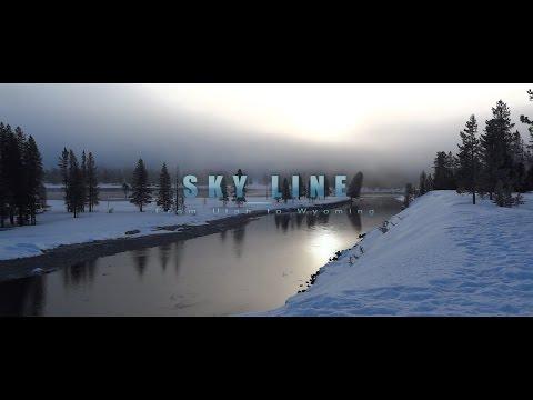 Sky Line, from Utah to Wyoming