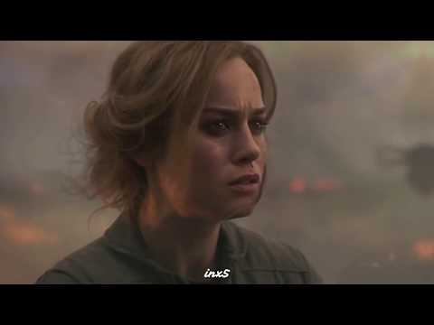 Captain Marvel - E T - Katy Perry (klaypex remix)