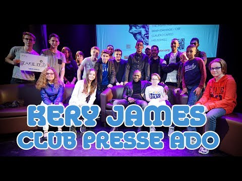[CLUB PRESS' ADO] INTERVIEW KERY JAMES